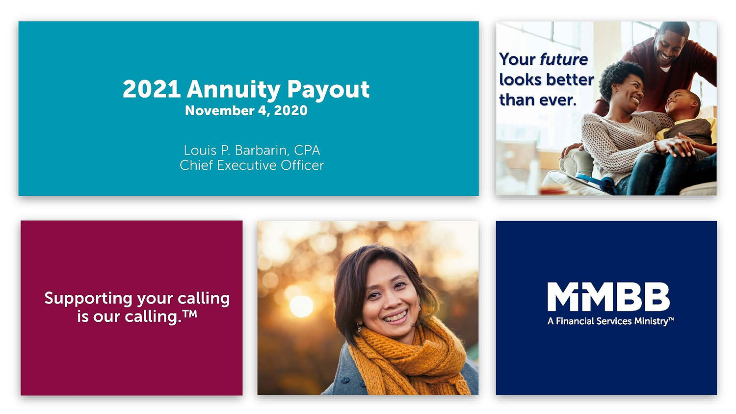2021 Annuity Payout Report Webinar